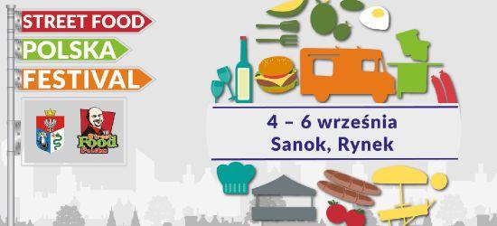 Food trucki wracają do Sanoka! Zaczynamy dziś o 12!