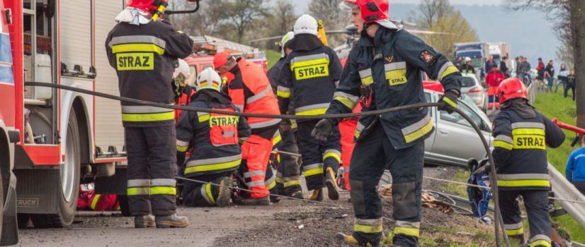 TRAGICZNY WYPADEK. Zginęła 24-letnia mieszkanka małej miejscowości powiatu sanockiego (ZDJĘCIA)