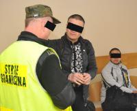 BIESZCZADY: Dwóch Kazachów nielegalnie przekroczyło granicę