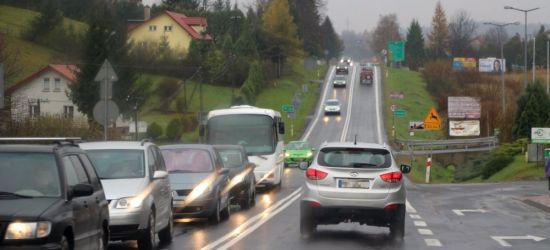 Kolejny drogowy remont. Ogłoszono przetarg na przebudowę trasy z Sanoka do Zagórza
