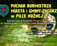 Puchar Burmistrza Miasta i Gminy Zagórz w piłce nożnej