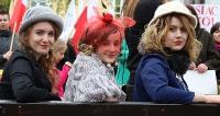 Młodzieżowa Parada Niepodległości przeszła ulicami Sanoka. Patriotyzm jest w ich sercach (FILM, ZDJĘCIA)