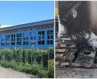 POŻAR HALI I LO: 22 tys. zł na remont. Jest lepsza wentylacja, ale obiekt pozostaje bez systemu sygnalizacji pożaru (ZDJĘCIA)