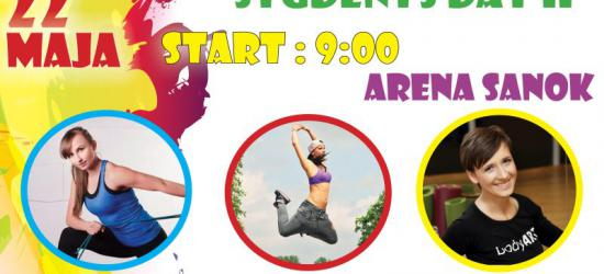 Wielkie studenckie święto zainauguruje Fit Open Students Day II