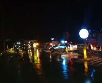 AKTUALIZACJA: Śmiertelne potrącenie pieszego na ul. Bieszczadzkiej w Zagórzu (ZDJĘCIA)