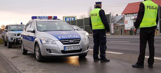 """Uwaga kierowcy trwają policyjne działania pod kryptonimem """"Pasy""""!"""