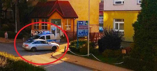SANOK. Pijany kierowca rzucał petardy z samochodu! (FOTO)
