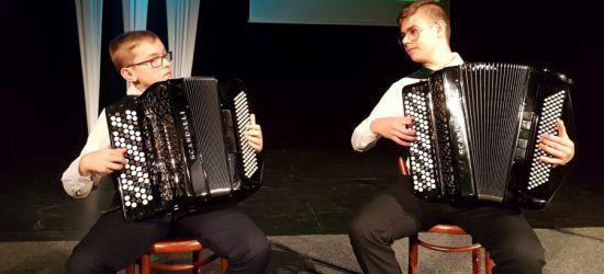 Świetna passa sanockich akordeonistów
