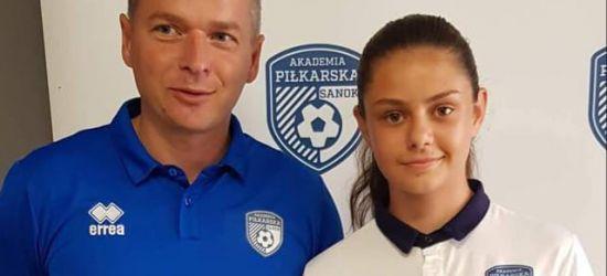 Sukcesy utalentowanej wychowanki Akademii Piłkarskiej Sanok (FOTO)