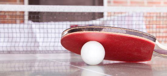 Akademia SKT Sanok zaprasza na treningi tenisa stołowego