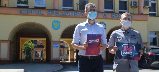 Środki z Funduszu Odbudowy uratują sanocki szpital? (VIDEO)