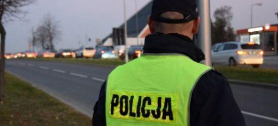 WEEKEND: 18 wypadków. 42 nietrzeźwych kierowców