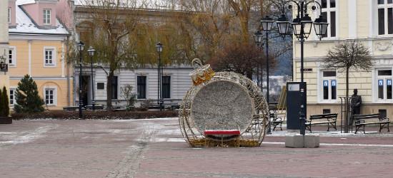 SANOK: Powoli czuć w mieście zimowo-świąteczny klimat (FOTO)
