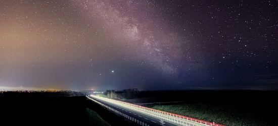 Droga Mleczna nad Sanokiem. Zobaczcie koniecznie! (ZDJĘCIA)