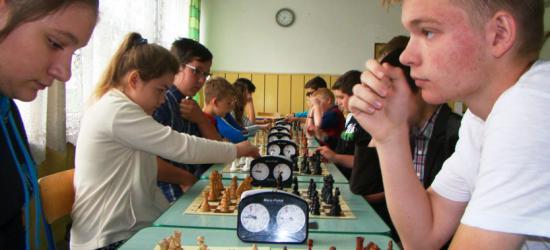 Szachiści walczyli o Puchar Burmistrza Miasta Sanoka (ZDJĘCIA)
