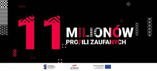 11 milionów Polaków z profilem zaufanym!