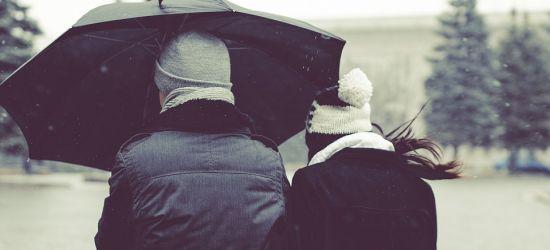 Prognozowane intensywene opady deszczu