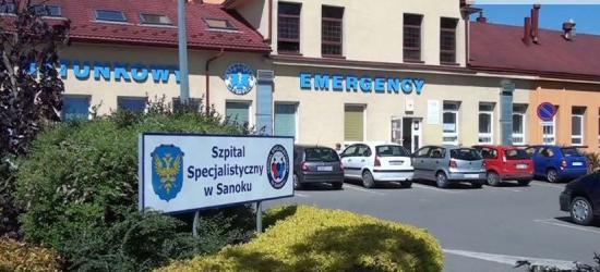 SANOK: Szpital powalczy o kontrakt na nocną i świąteczną opiekę zdrowotną. Koniec z tułaczką pacjentów?