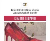"""NASZ PATRONAT: """"Czerwone szpilki"""" – spotkanie autorskie i prezentacja tomiku wierszy Klaudii Chrapko"""
