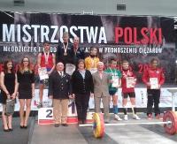 Sanoczanin wicemistrzem Polski w podnoszeniu ciężarów