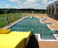 LESKO24.PL: Dzisiaj oficjalne otwarcie odkrytego basenu w Lesku (ZDJĘCIA)