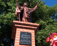 Wspomnienie Św. Andrzeja Boboli. Uroczystości w Strachocinie