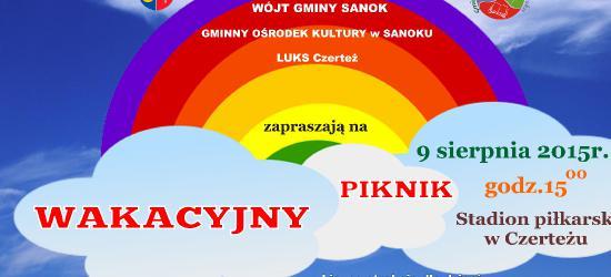 Wakacyjny Piknik w Czerteżu