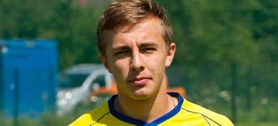 Rafał Domaradzki przenosi się do Jaśkowic. Debiut w III lidze (VIDEO)