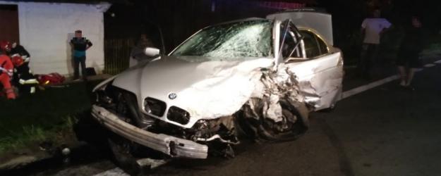 Czołówka w Pakoszówce. Kierowcy trafili do szpitala (ZDJĘCIA)