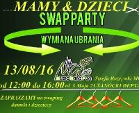 SANOK: Swap Party – wymiana ubrań