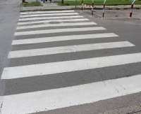 BRZOZÓW24.PL: Autobus potrącił kobietę na przejściu dla pieszych