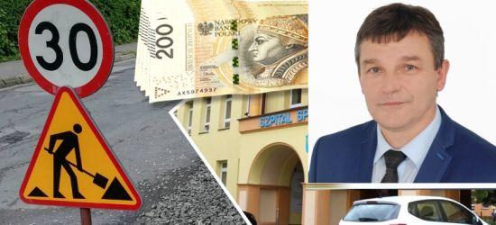 Inwestycje drogowe wstrzymane? Mamy odpowiedź starosty