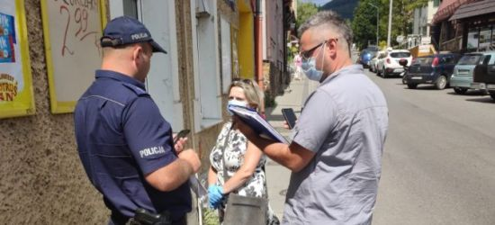 BIESZCZADY: Kontrole sanepidu i policji (ZDJĘCIA)