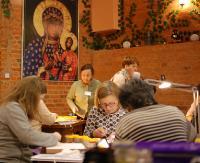 Bieszczadzka Pracownia Ikon Krzyża Świętego organizuje warsztaty (ZDJĘCIA)