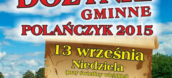 NASZ PATRONAT: Śpiew, tradycja i dobra zabawa, czyli dożynki gminne w Polańczyku
