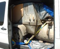 GRANICA / MEDYKA: Tym razem pompa do betonu