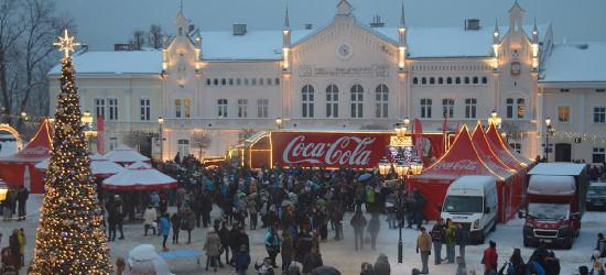 Chcecie, aby do Sanoka przyjechała świąteczna ciężarówka Coca-Coli? (ZDJĘCIA)