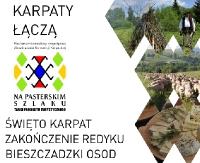 """NASZ PATRONAT: """"Święto Karpat – Karpaty Łączą"""" w Osławicy. Zakończenie Redyku Bieszczadzkiego"""