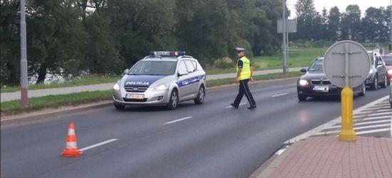 SANOK: Jechali 130 km/h przez Królowej Bony! Młodzi stracili prawo jazdy