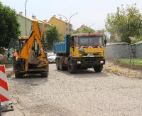 Trwa remont Kochanowskiego i Prugara Ketlinga. Są spore utrudnienia, kierowcy muszą uważać (ZDJĘCIA)
