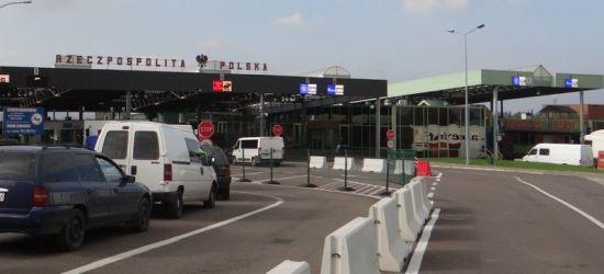 GRANICA: Kolejki na granicy z Ukrainą. Ciężarowe czekają dłużej