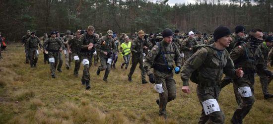 Sanoccy Terytorialsi zdominowali Bieg Komandosa, obstawiając całe podium! (FOTO)