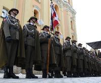 Święto 21. Brygady Strzelców Podhalańskich w Starej Wsi. Minęło 24 lata od powstania formacji (FILM, ZDJĘCIA)