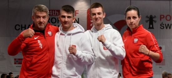 Karatecy z Niebieszczan na mistrzostwach Europy. Udane starty (ZDJĘCIA)