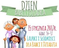 Cukiernia Słodka i CieKawa zaprasza na Dzień Babci i Dziadka wszystkie dzieci!