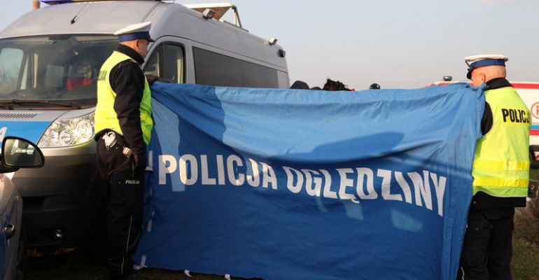 Śmierć 59-latka z gminy Zagórz. Zatrzymano osoby. Czy przyczyniły się do zgonu?