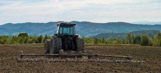 GMINA DYDNIA: Lepsze drogi dojazdowe dla rolników. 100 tys. złotych z województwa