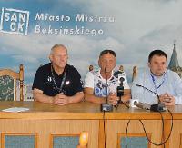 Konferencja prasowa przed ściganiem w Górach Słonnych (FILM, ZDJĘCIA, PROGRAM)