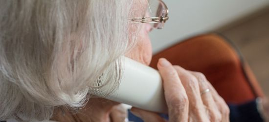 Miasto uruchamia telefon zaufania dla seniora