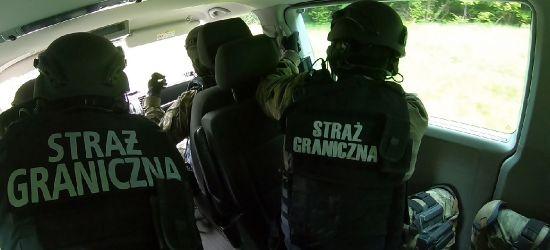 GRANICA: Akcja jak z Watahy. Zatrzymani przemytnicy ludzi